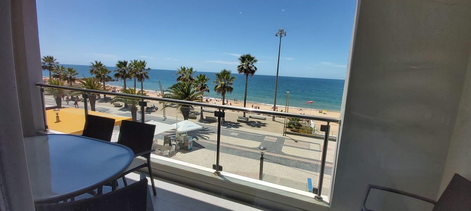 T2 – Quarteira – front beach