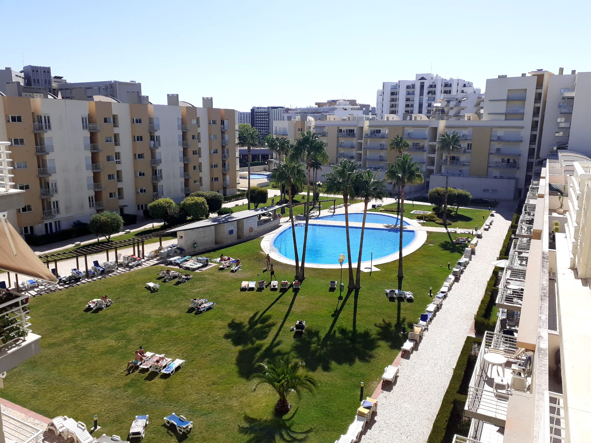 Amazing and spacious 2 bedroom in Private condominium – Vilamoura