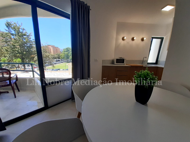 T1 – Fantástico apartamento em Vilamoura