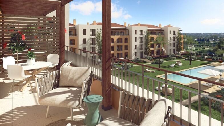 Apartamento 2 quartos :. Gardens Vilamoura